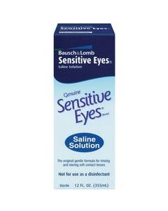 Bausch & Lomb Sensitive Eyes Plus