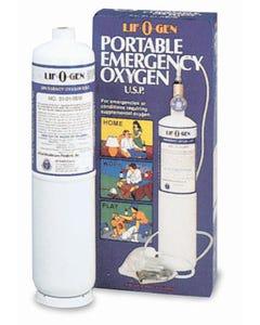 Lif-O-Gen Disposable Portable Oxygen