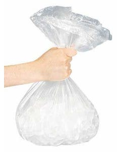 Crown Poly Inc Pull-N-Pak Ice Bags, Dispensing System