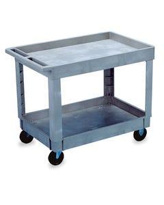 Rubbermaid 2-Shelf Utility Cart