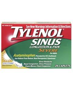 Tylenol Sinus Severe Congestion
