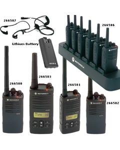 Motorola RDX Series Business Two-Way Radios