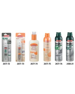 Coleman Insect Repellents