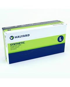 Halyard Synthetic Plus Vinyl Exam Gloves Powder-Free