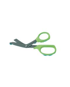 Fluoride Coated Bandage and Utility Scissors