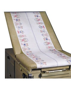 Kids Crepe Examination Table Paper Roll
