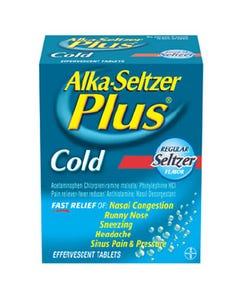 Alka-Seltzer Plus Multi-Symptom Cold Relief