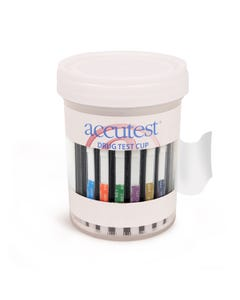 Accutest 5 and 12 DrugCheck Cup