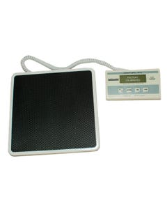 Health o meter Professional 349KLX Digital Two-Piece Platform Scale with Remote LCD Display
