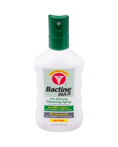 Bactine Max 5 oz Pain Relieving Cleansing Spray
