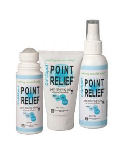 Point Relief ColdSpot Pain Relief Gel & Spray