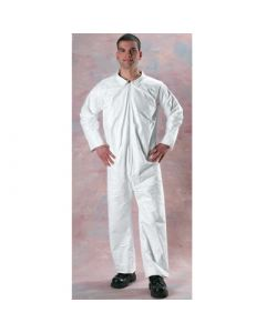 MicroMax Coveralls with Elastic Wrists & Ankles