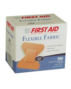 Flexible Fabric Fingertip Bandage