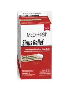 Medi-First Sinus Decongestant