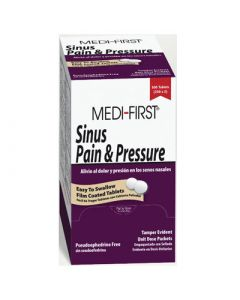 Medi-First Sinus Pain & Pressure