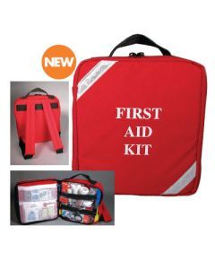Back Pack First Aid Kit