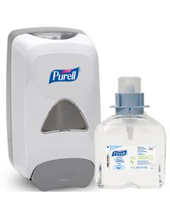 Purell FMX Push Style Dispensing System