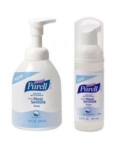 Purell Skin Nourishing Hand Sanitizing Foam