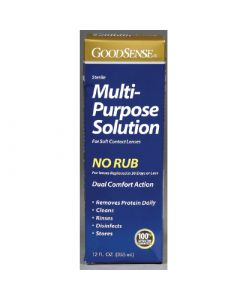 Multipurpose Solution No Rub 12oz
