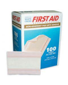 Economy Non-Stick Adhesive Pads with Adhesive