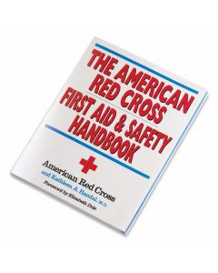 American Red Cross First Aid Handbook
