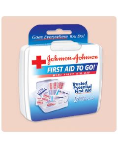 First Aid To Go Cuts & Scrapes Mini First Aid Kit