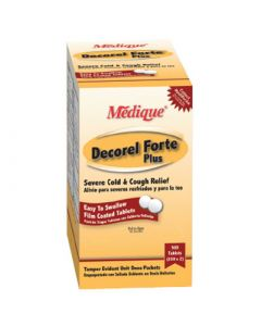 Decorel Forte Plus Severe Cold & Cough Relief