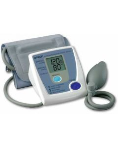 Omron HEM-432CN Manual Inflation Blood Pressure Monitor