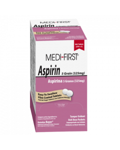 Medi-First Aspirin