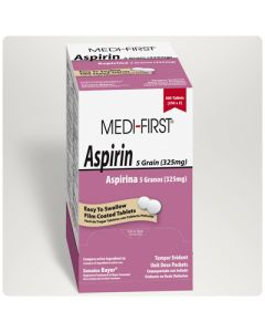 Medi-First Aspirin