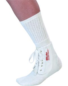Adjust-to-Fit Ankle Brace