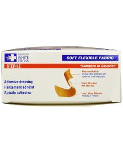 Soft Flexible Fabric Bandages