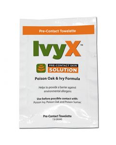 IvyX Pre-Contact Towelettes