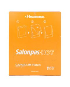 SALONPAS Hot Capsicum Patch