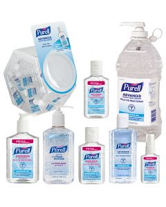 Purell Advanced Formula Hand Sanitizer Gel