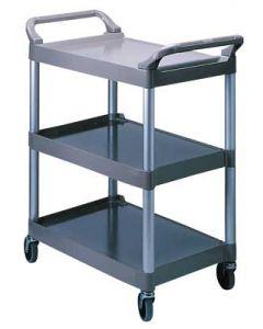 Rubbermaid 3-Shelf Utility Cart