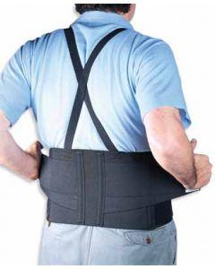Scott Specialties Back Support Brace with Suspenders