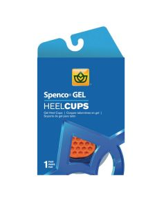 SPENCO Gel Heel Cups