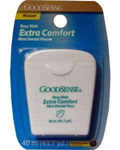 GoodSense Easy Slide Extra Comfort Floss Mint - 43.7 Yards