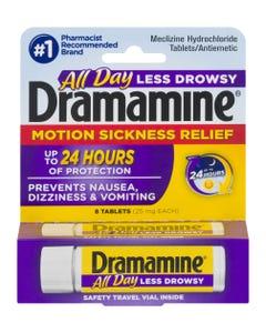 Dramamine LD Less Drowsy Formula