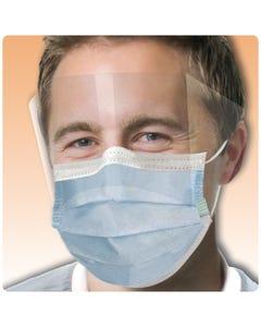 Crosstex Ultra No Fog Facemask
