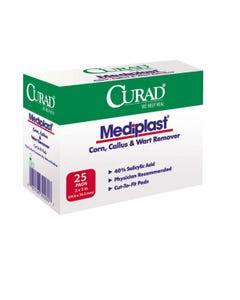 Mediplast Corn, Callus and Wart Remover Pads