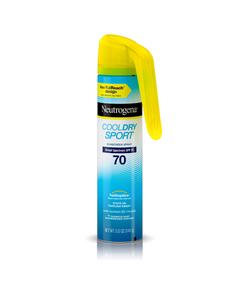 Neutrogena Cool Dry Sport Sunscreen SPF 70