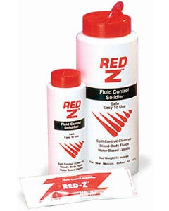 Red Z Fluid Control Solidifier
