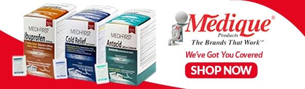 Medique Products - We've Got You Covered